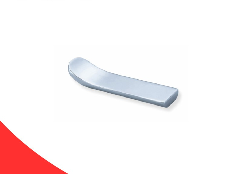 Popular new mill finish zinc alloy handle