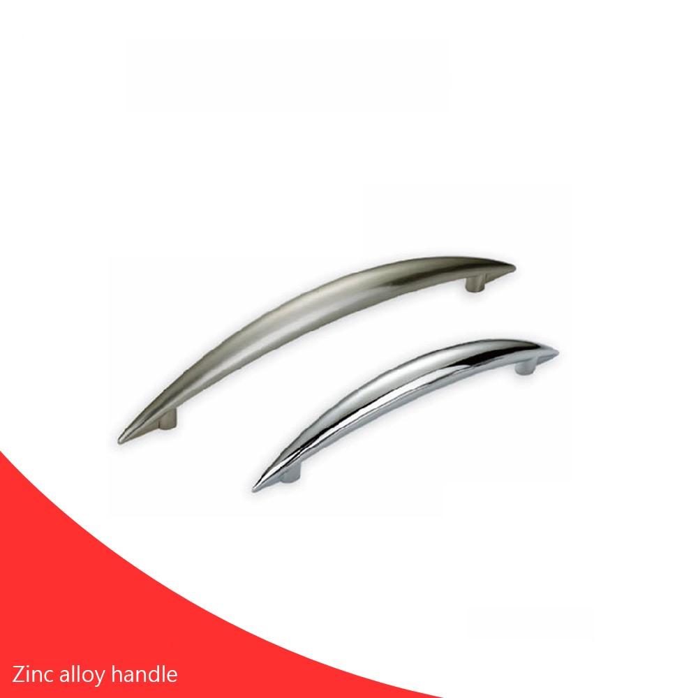discount zinc alloy cheap door handle