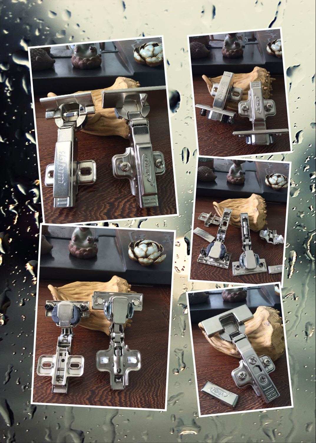 kitchen cabinet door hinges types soft open hinge 3D Hinge