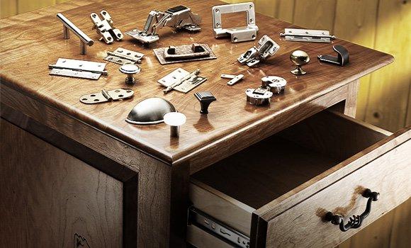 Furniture hardware, hinge, drawer slides, sliding door roller Wholesale