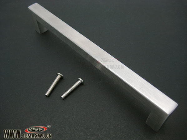 quality wholesale aluminum alloy door handle with plate