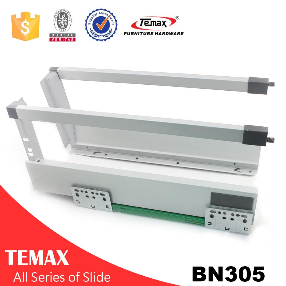 400mm tandem box kitchen drawer system