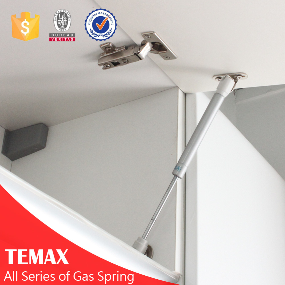 Shanghai Temax wholesale adjustable Gas sping or metal cabinet shelf support