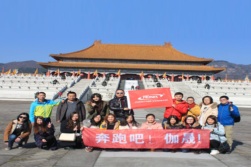 Unsere Reise des The Oriental Hollywood - Hengdian