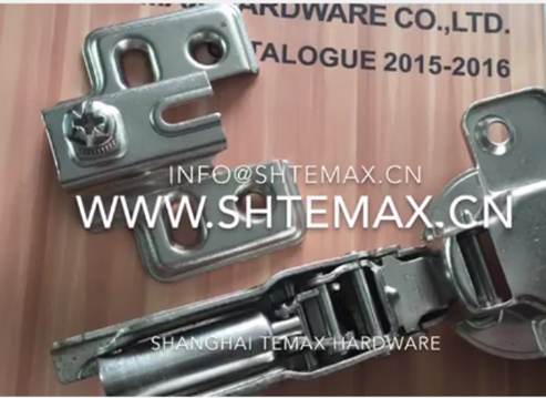 HBE08 Two Way Slide On Hydraulic Concealed Door Hinge
