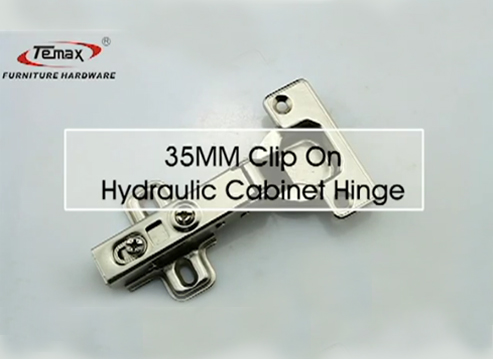 HB119A Temax 35mm Cup Hydraulic Concealed Cabinet Hinge