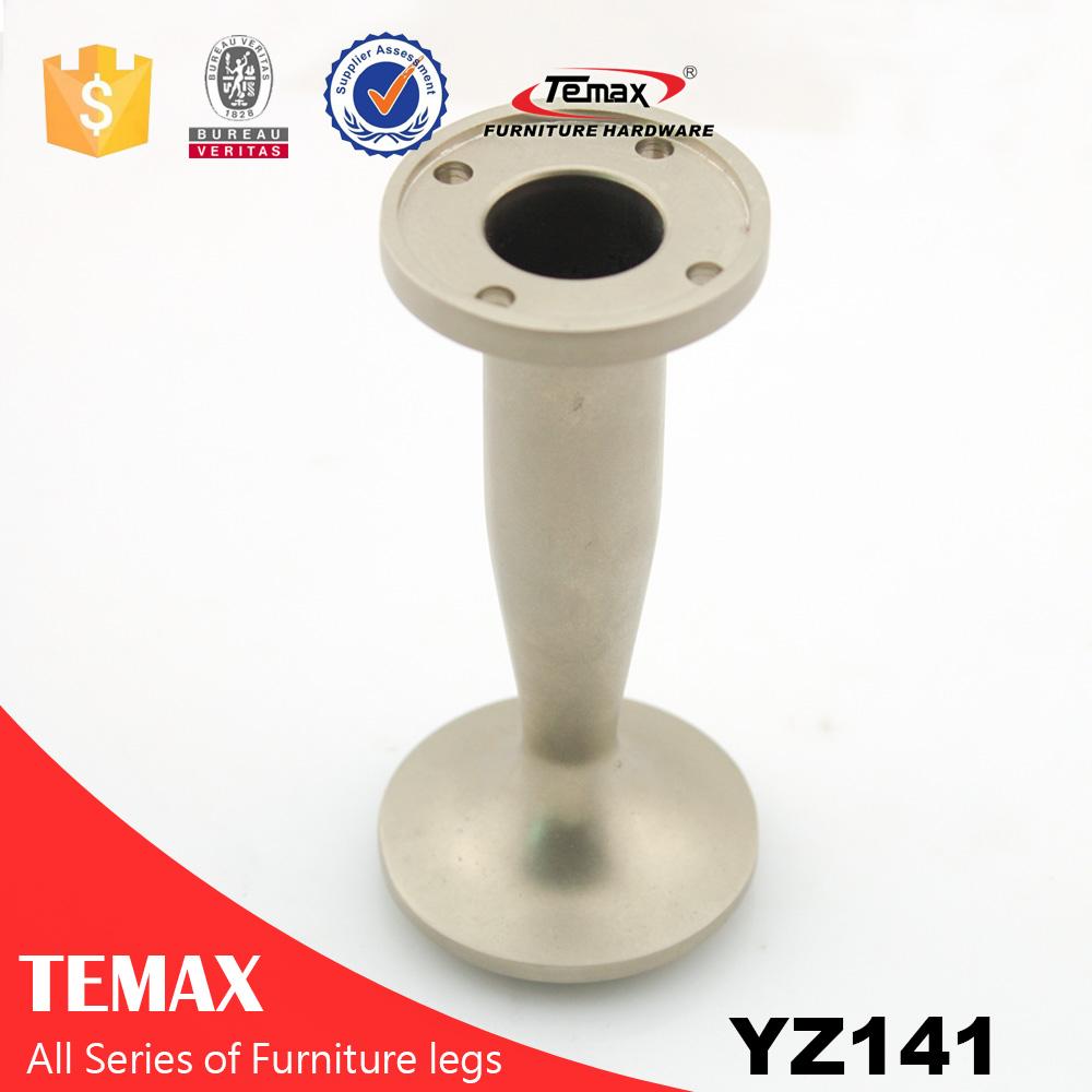 YZ141 liga de zinco quente pernas pés de mesa Mobiliário