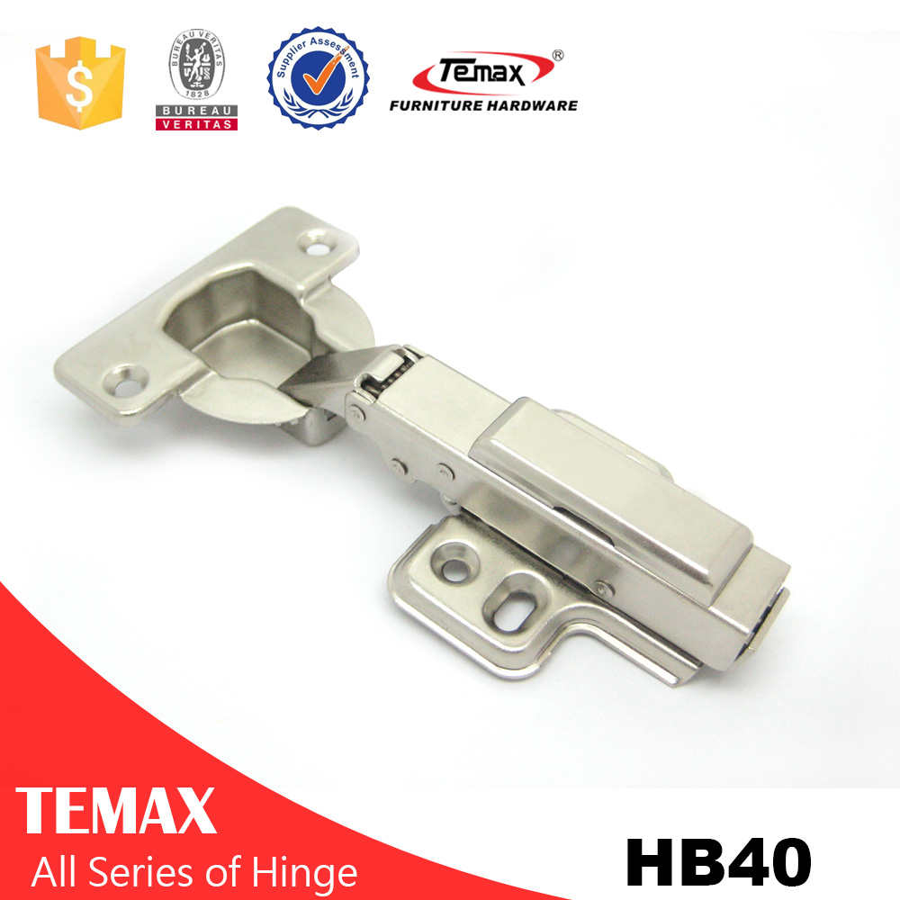 HB40 Furniture Cabinet cheap Hydraulic Concealed Hinges