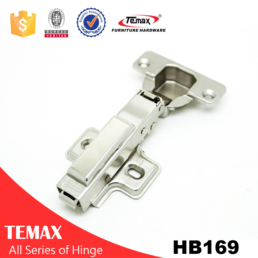 HB169 Furniture Cabinet cheap Hydraulic Bed Hinge
