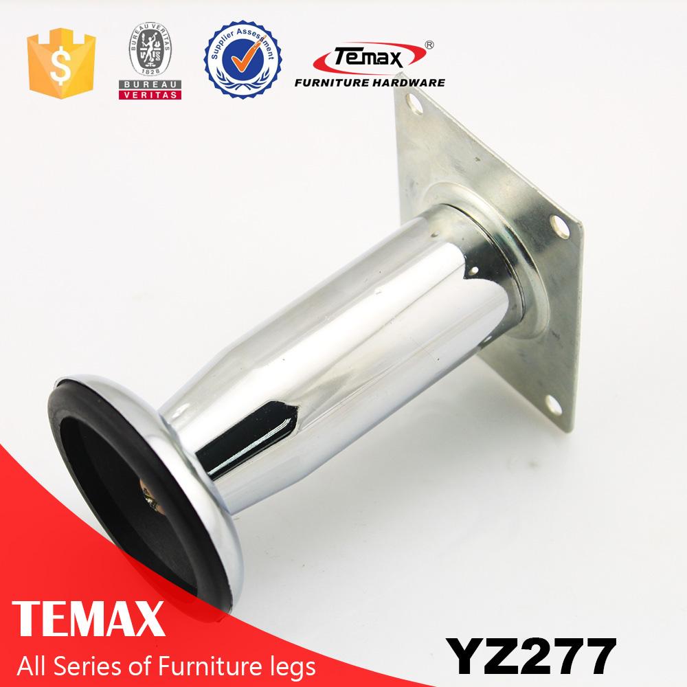 YZ277 Stahl verchromt Großhandel Metallmöbel Sofa Beine