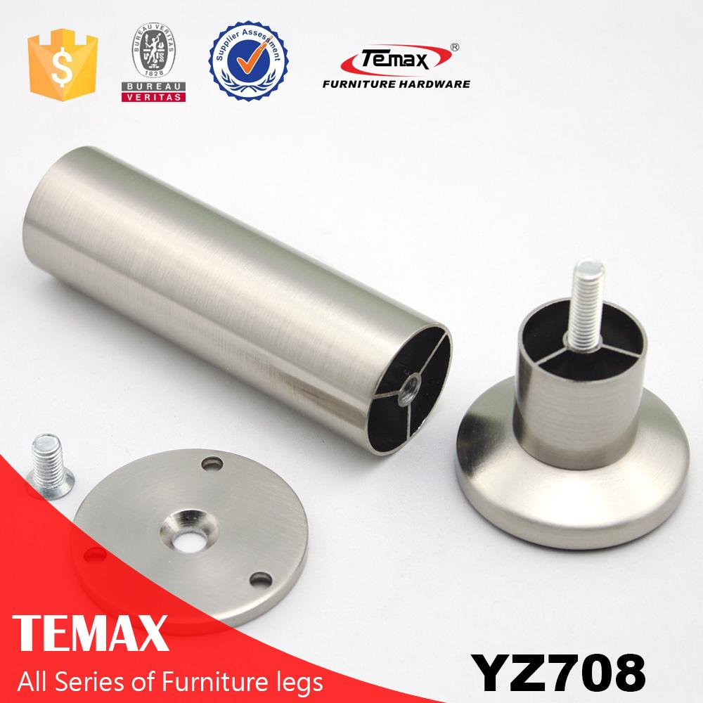 YZ708 Aluminium verchromt Möbel Sofabein