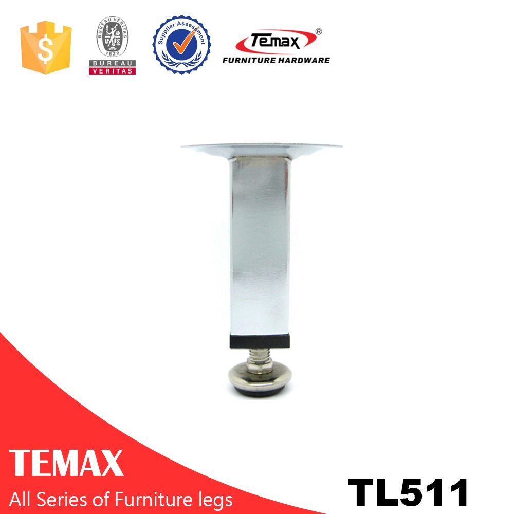 TL511 Temax square shape adjustable furniture sofa legs