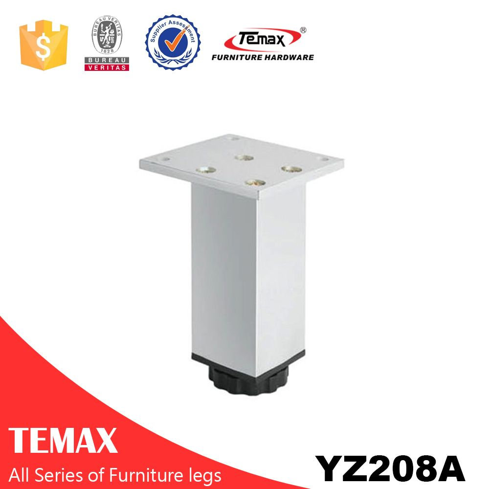 YZ208A  structure durable legs for furniture