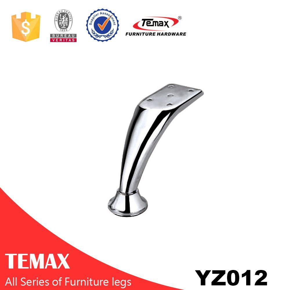 YZ012 wholesale furniture hardware sofa leg