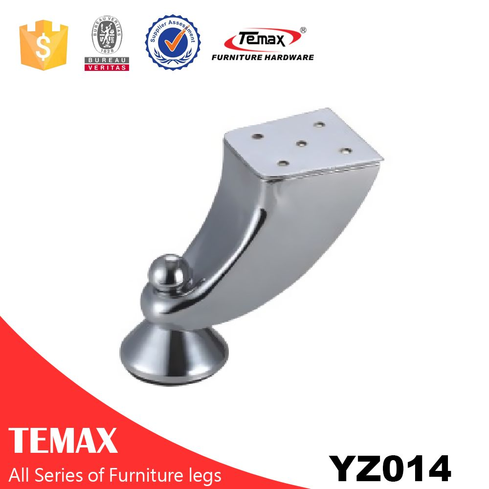 YZ014 top-selling metal furniture leg