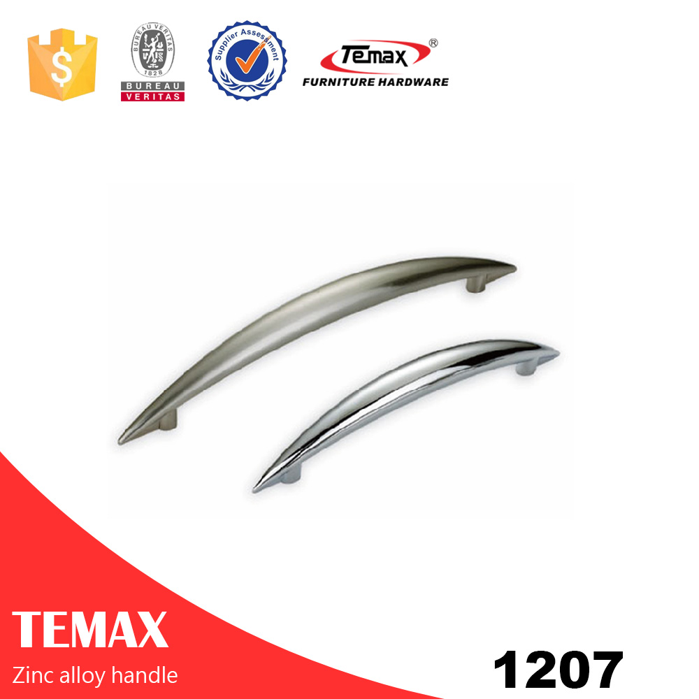 discount zinc alloy cheap door handle