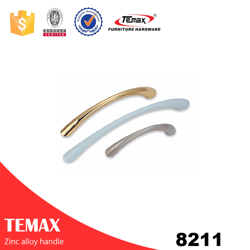 Temax fashion style zinc alloy handle