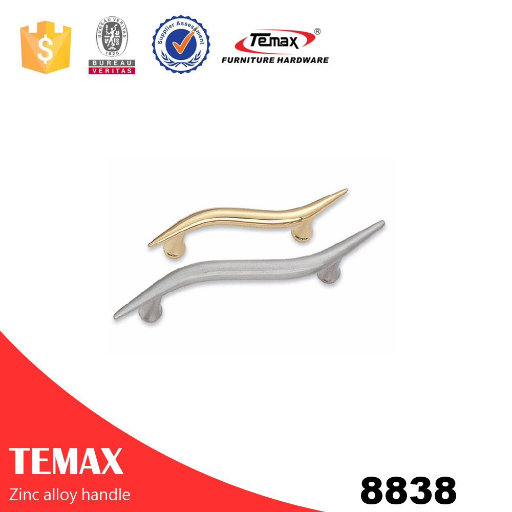 Shanghai temax fashionable zinc alloy pull handle