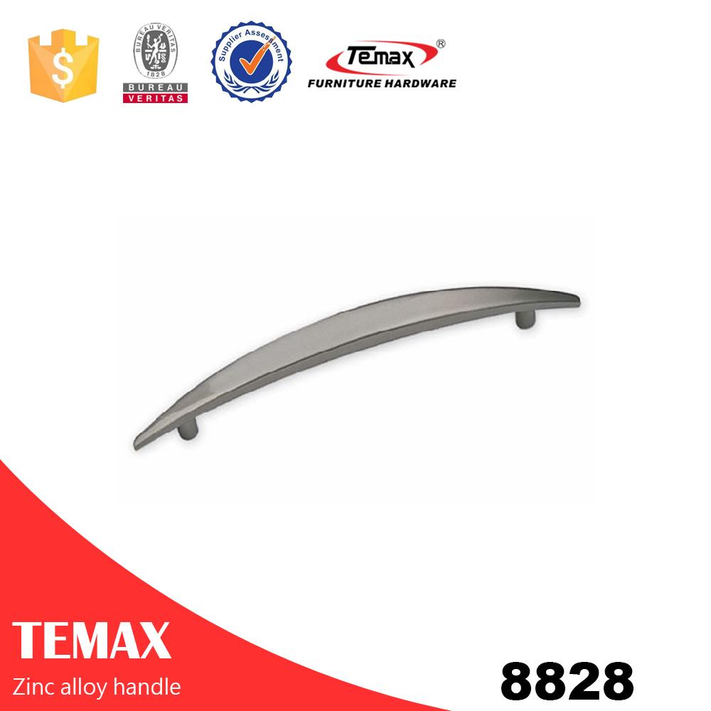 8828 Deft design zinc pull handles for cabinet