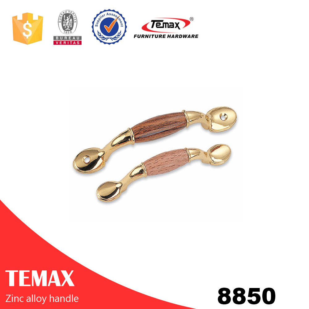 8850 Well made high quality zinc alloy hardware handle