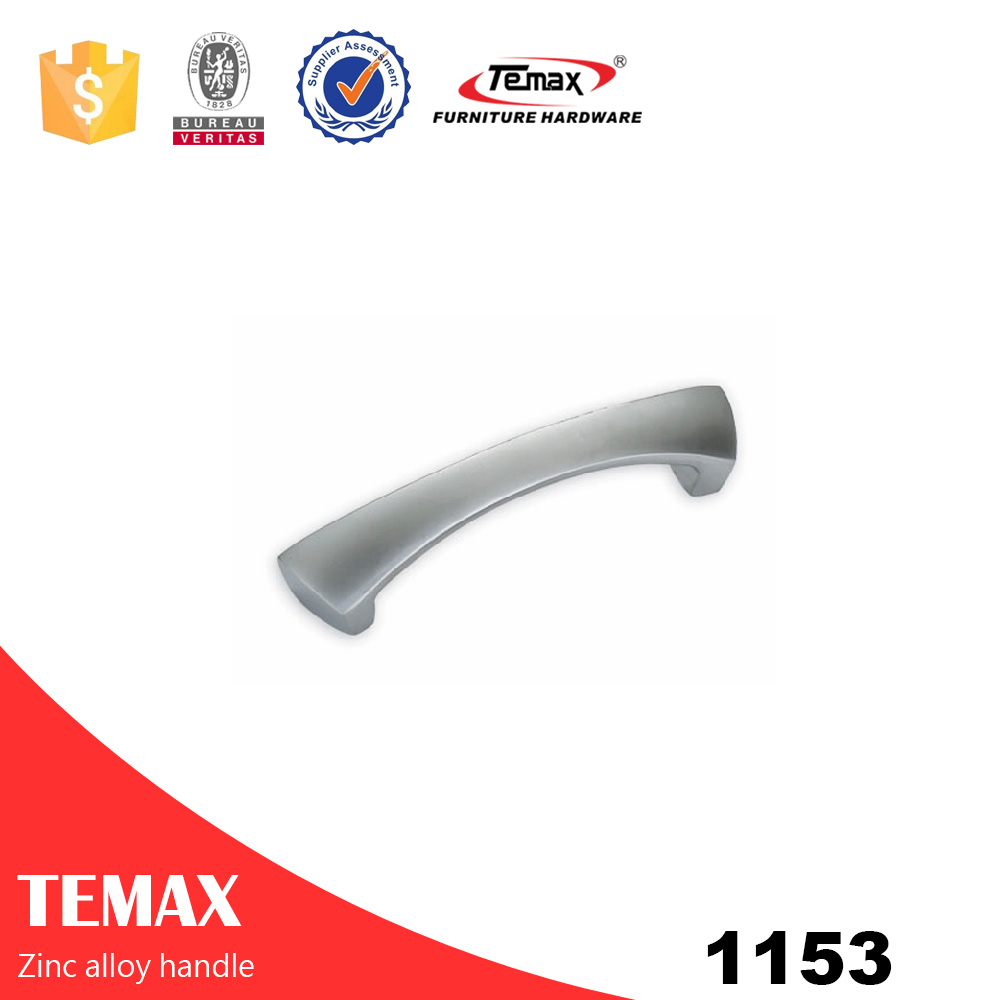 1153 Temax hot sell special zinc alloy kitchen handles