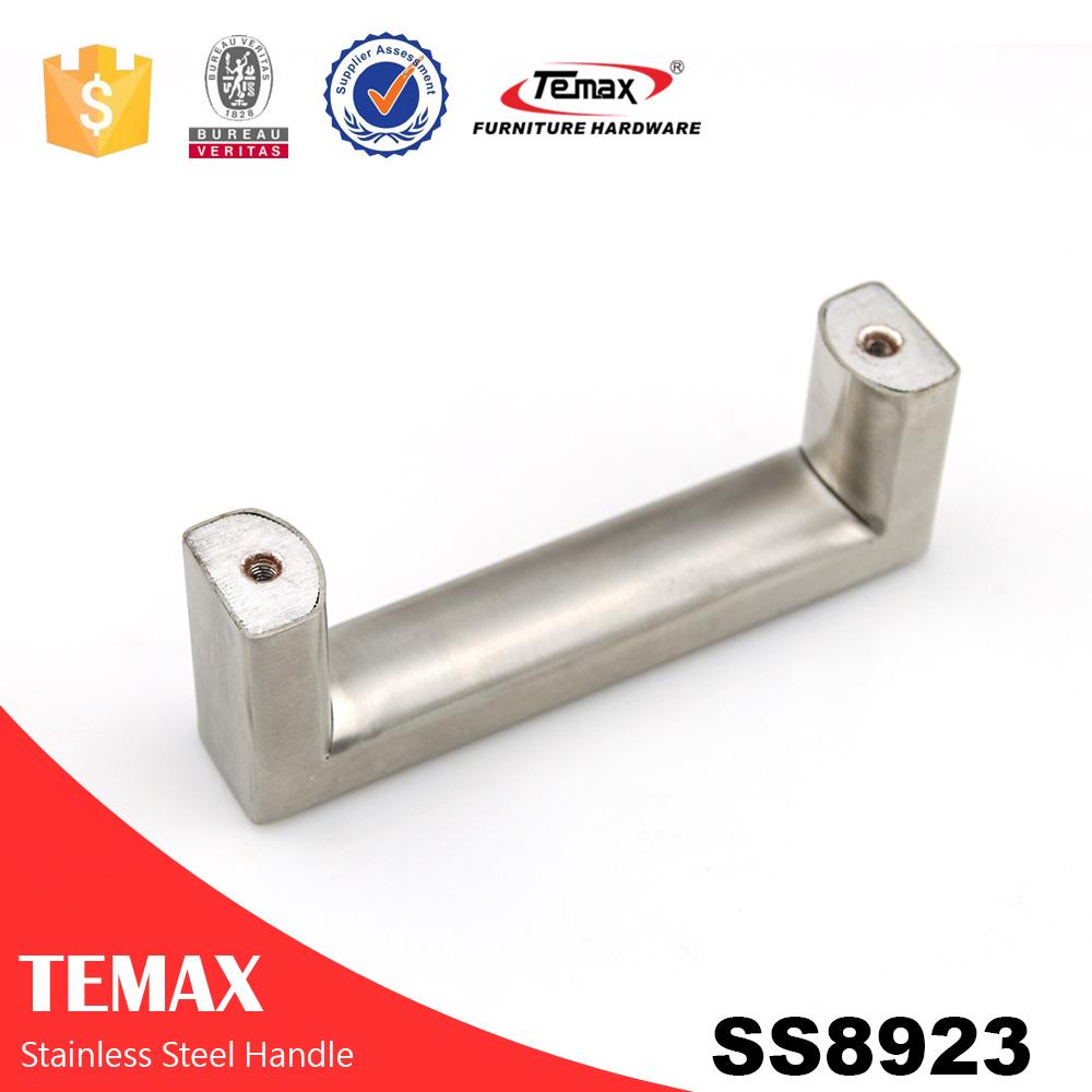 SS8923 Spain stainless steel solid hafel handles