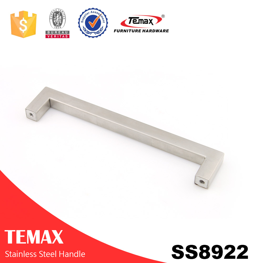 SS8922 Temax stainless steel escutcheon handle