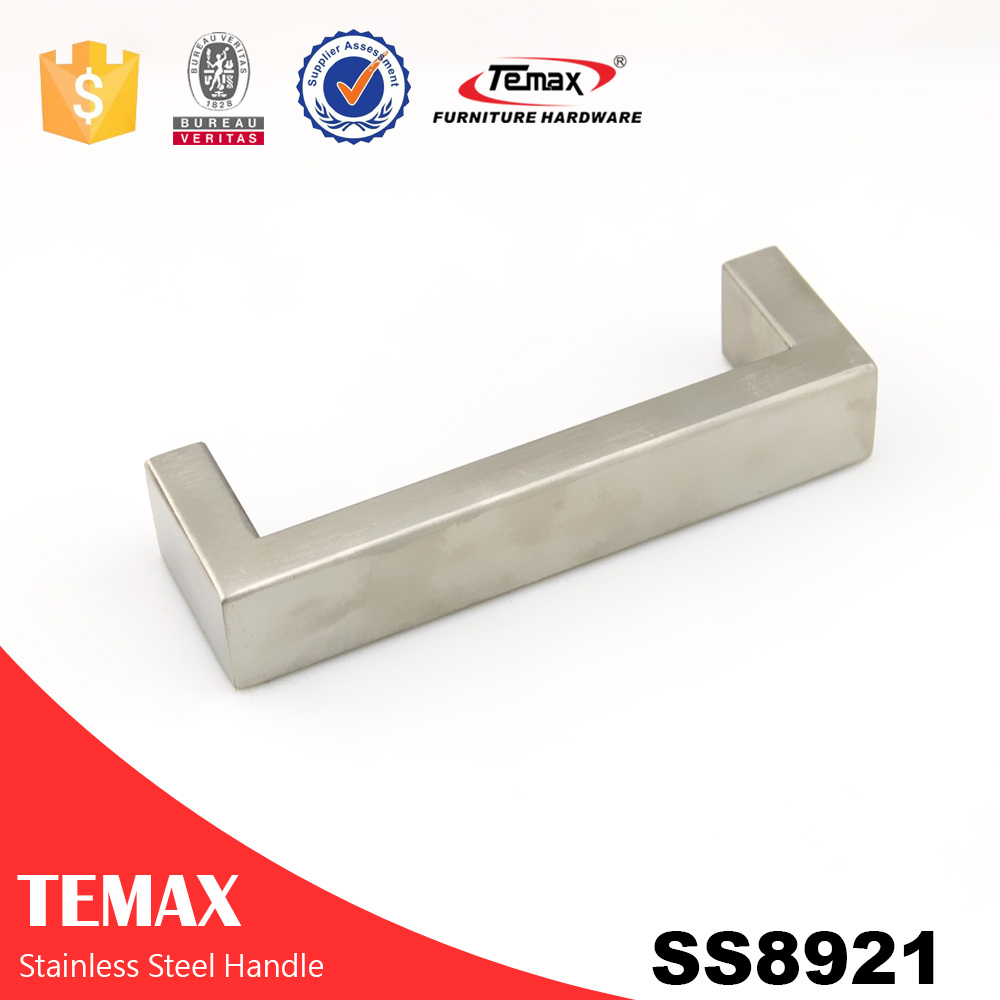 SS8921 stainless pull handle supplier flush pull handles