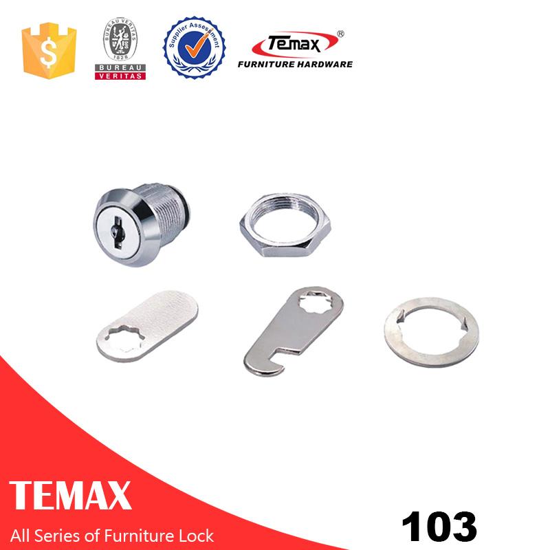 103 2016 فروش گرم قفل میز فلزی کشو