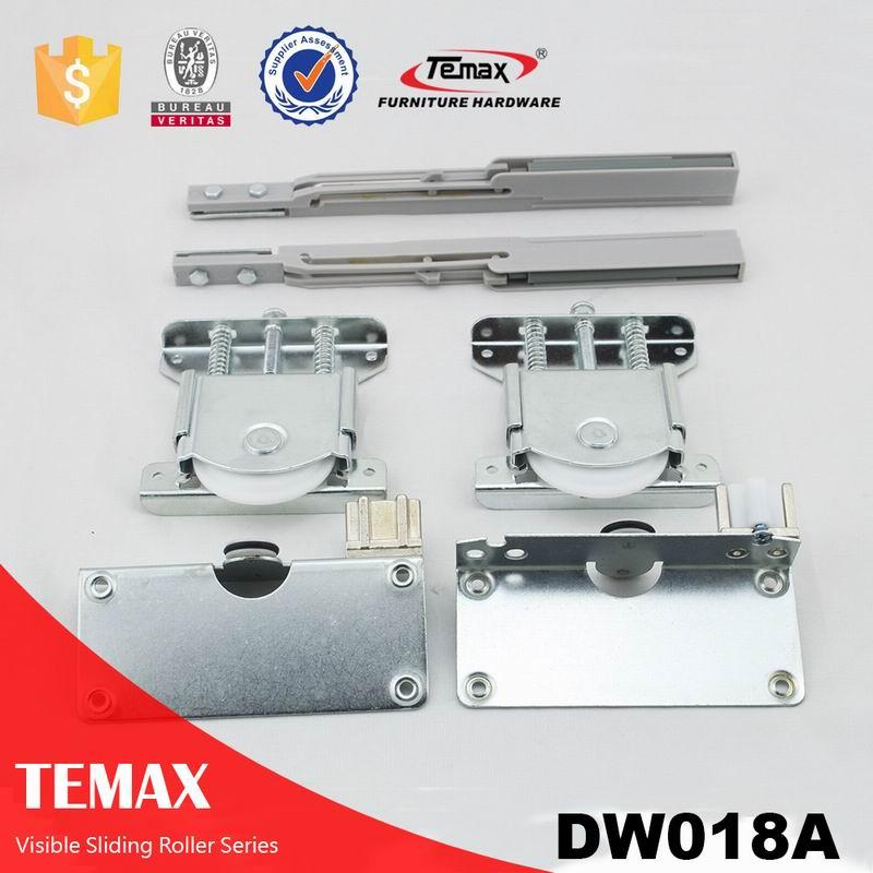 DW018A Görünür Sürgülü kapı silindiri ve paleti
