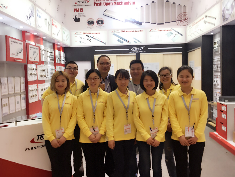 Temax Möbel Hardware Team