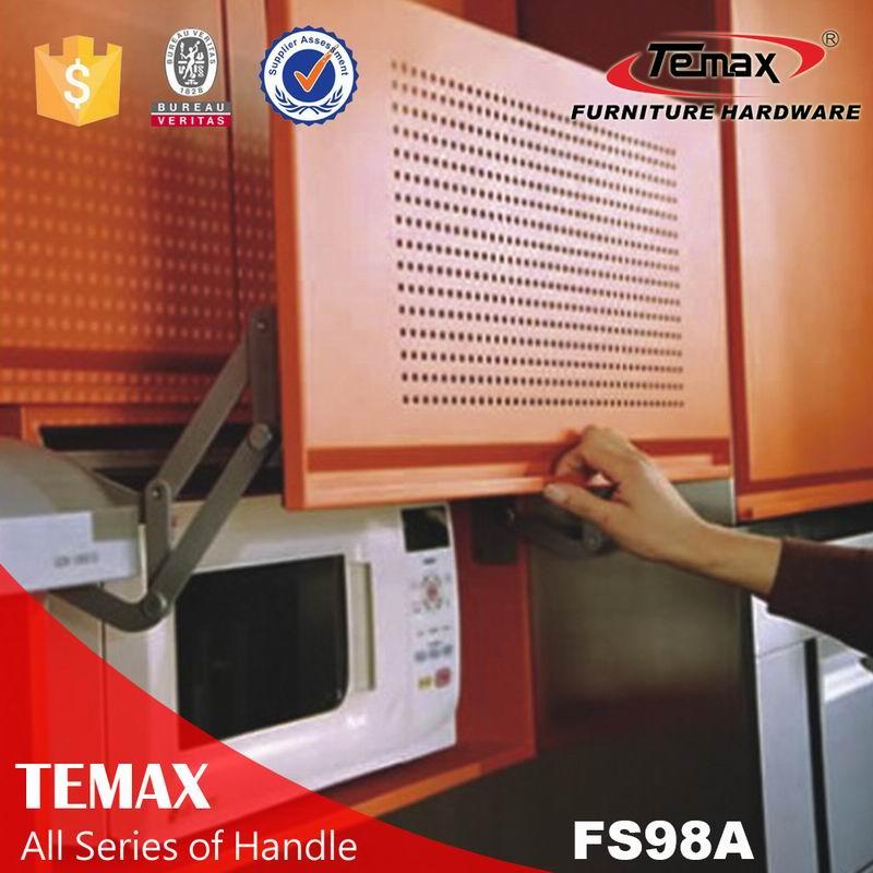 FS98A Liftklappe Aufenthalt Cabinet Unterstüzung