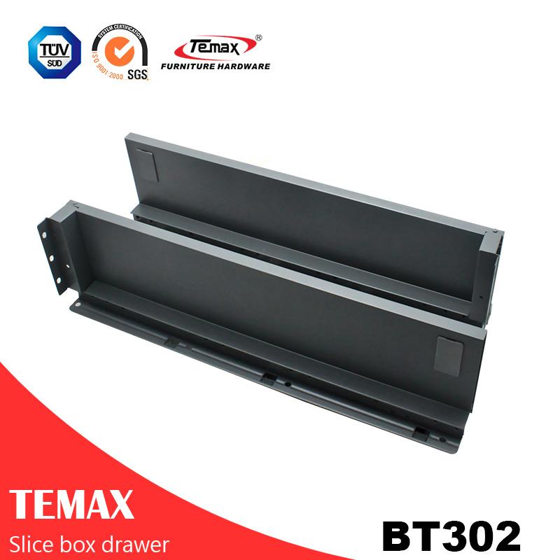 BT302 ähnliche Werkzeugkasten-Auslaufdüse Drawer Slides