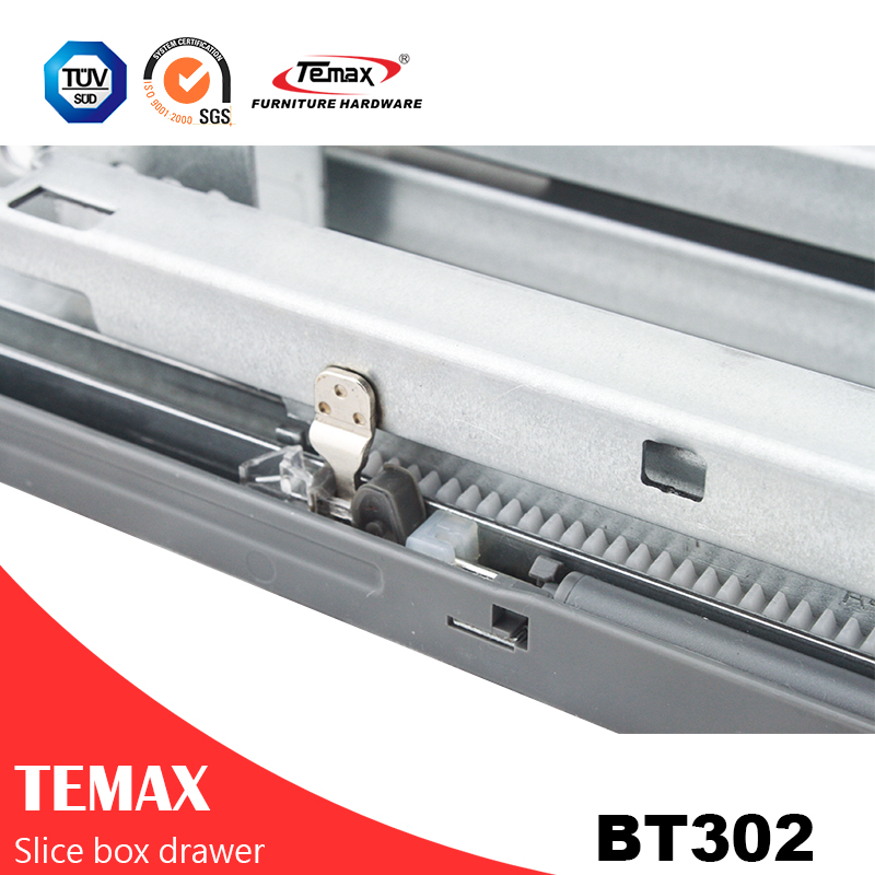 BT302 Similar Blum Tandem Box Slice Drawer Slides