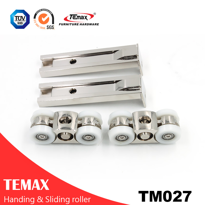 TM027 Exterior Pocket Hanging Door Hardware