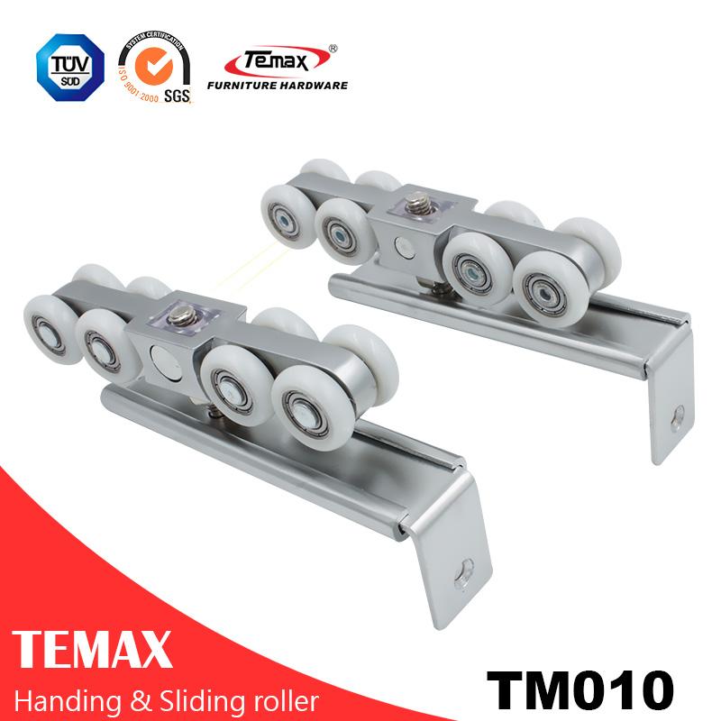 TM010 Top Hanging Schiebetüren Hardware für Holzschiebetüren
