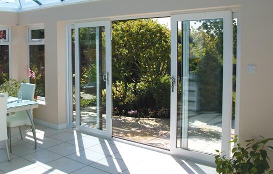 What is sliding glass door?