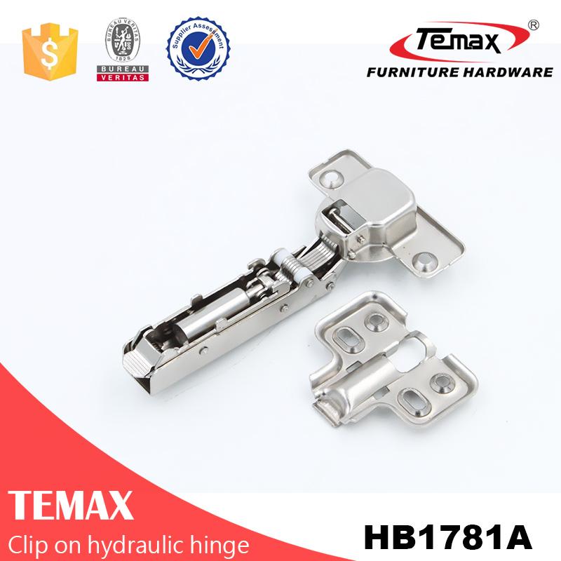 Temax HB1781 مقطع على المفصلي الهيدروليكي ة المخفية