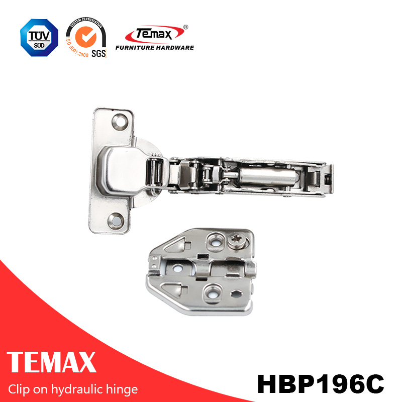 Temax kitchen cabinet door hinges types soft open hinge 3D Hinge