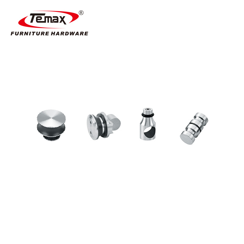 Temax عالية الجودة زجاج الباب دش الزجاج 8MM غرفة الاستحمام