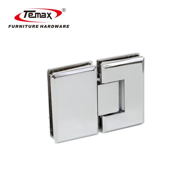 TEMAX الثقيلة زجاج الباب مجلس الوزراء المشبك حامل زجاج الباب