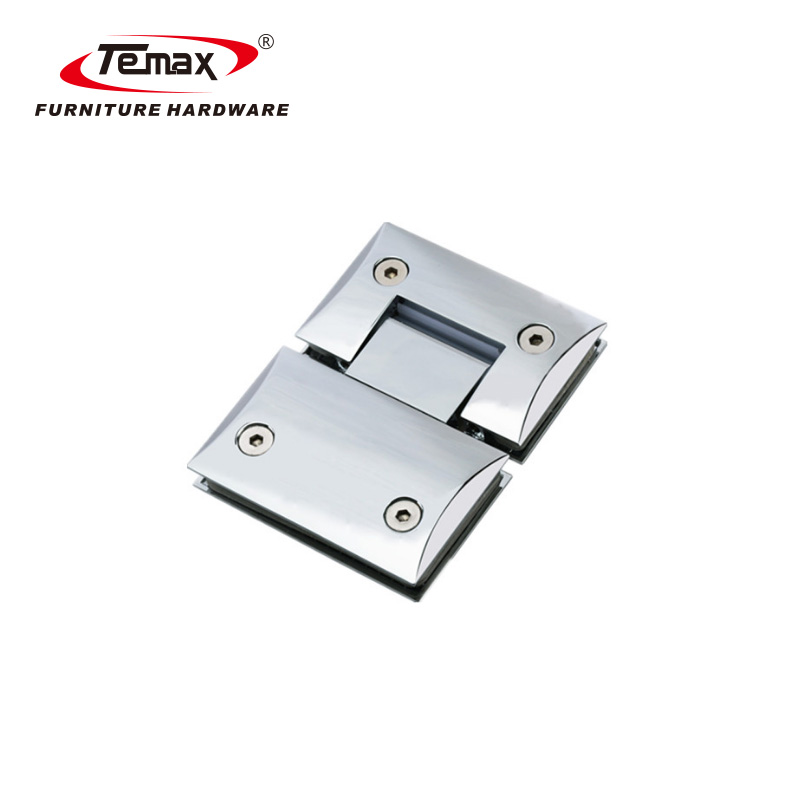 180 Degrees Double sides Convex Glass Shower Door Hinge