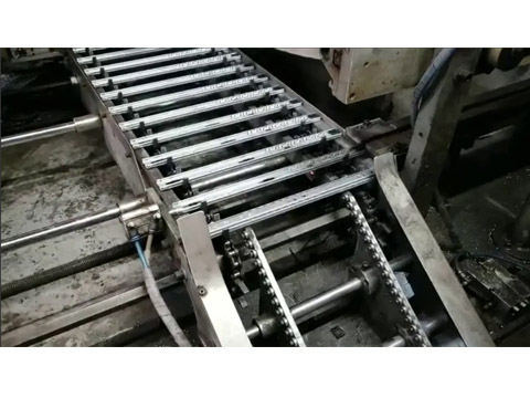 How fast is drawer slide production now?