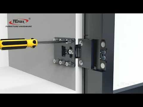 TEMAX | COPAD series door sky hinge HB311-50Kgs