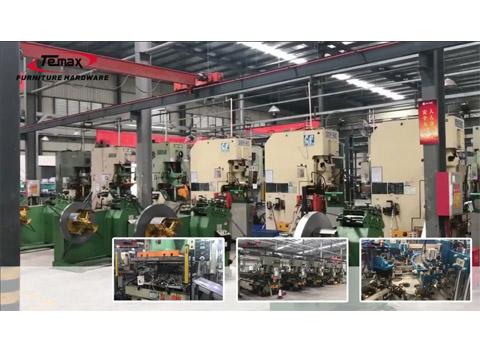 Wie über TEMAX Hardware Factory(Drewer Rutsche und Scharnier)
