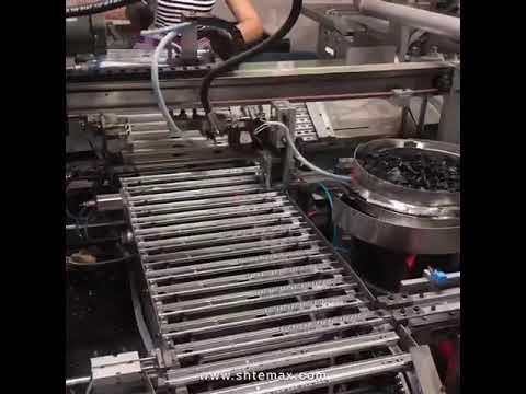 كيف تنتج الكرة تحمل درج الشريحة قناة السكك الحديدية -TEMAX الأجهزة