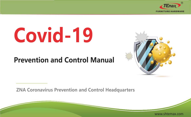 Covid-19 Prevention and Control Manual