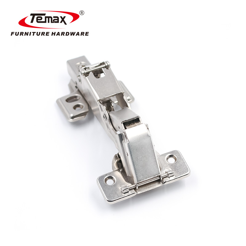 165 Degree 2020 New Design Small Angle Soft Close Hinge Clip On Enhanced Material Hydraulic Cabinet Hinge HBJ165