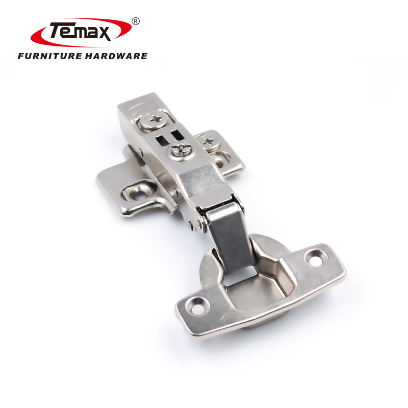 Imported POM Pressed-in Cylinder Hydraulic Hinge High Quality Cabinet Hinge 2020 Temax HB126