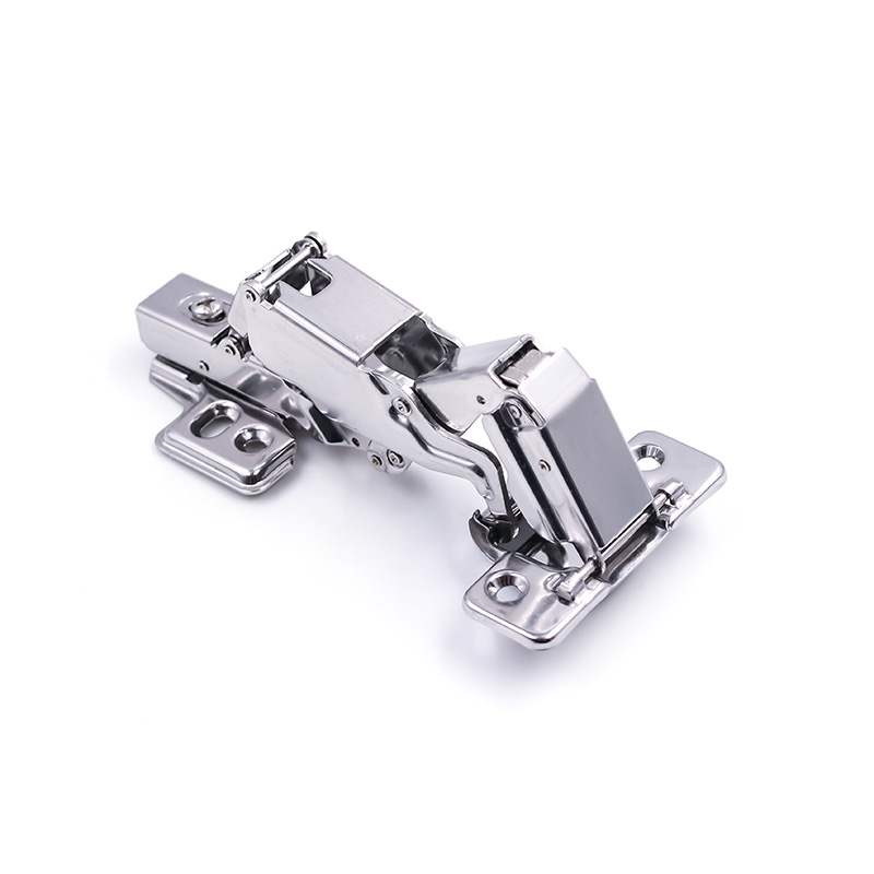 304 Stainless Steel 165 Degree 2020 New Design Small Angle Soft Close Hinge Clip On Hydraulic Cabinet Hinge HBSJ165